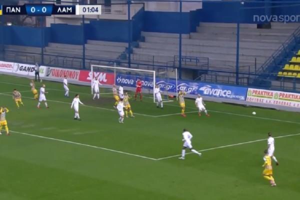 Super League: Παναιτωλικός και Λαμία «κόλλησαν» στο 0-0 (Video)
