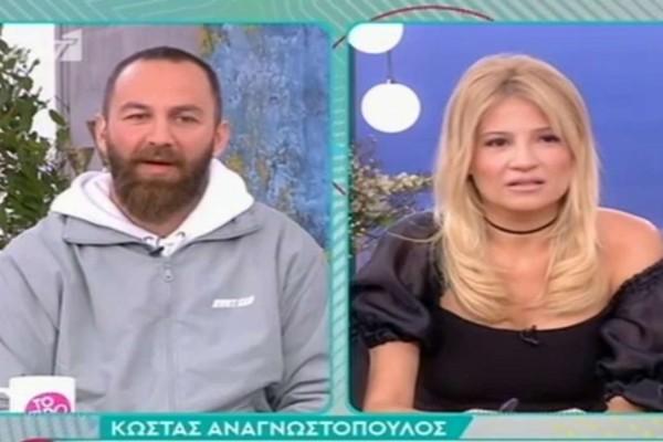 Kώστας Αναγνωστόπουλος: