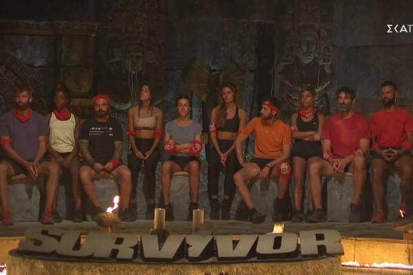 Survivor 4: Απίθανη ανατροπή στο συμβούλιο για την αποχώρηση!