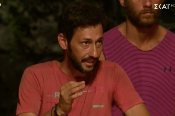 Survivor 4: «Θηρίο» ο Πάνος Καλίδης - «Τρέμω από τα νεύρα μου»