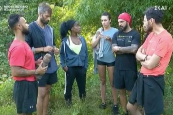 Survivor 4: Φοβούνται τον Κοψιδά οι Διάσημοι - Κρύφτηκαν όταν ρωτήθηκαν γιατί ψηφίστηκε