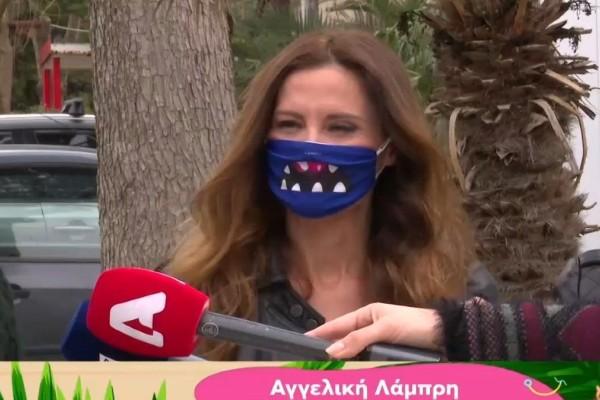 Survivor 4: Απάντηση «κόλαφος» της Αγγελικής Λάμπρη για τα χρήματα που παίρνουν οι Διάσημοι (Video)
