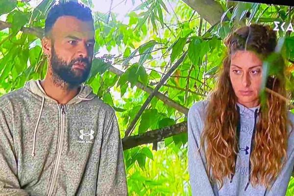 Survivor 4: «Σταυρώνει» Κονδυλάτο-Σαλαγκούδη το Twitter - «Ο ηλίθιος και ο πανηλίθος»