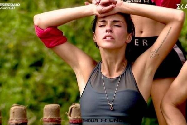 Survivor: Αποκαλυπτική η Κάτια Ταραμπάνκο -