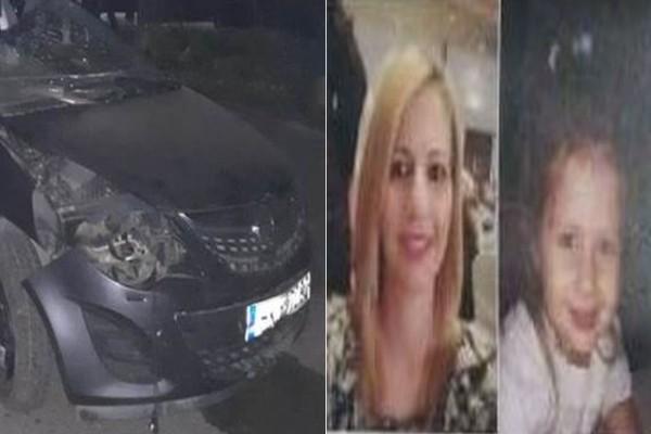 Αυτές είναι η μάνα και κόρη που σκοτώθηκαν στο τροχαίο στη Κρήτη (photos+video)