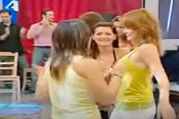 Τσιφτετέλι κόλαση: Γυναίκες χορεύουν σε πλατό και