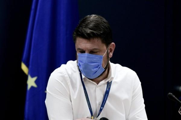 Κλείδωσαν οι αποφάσεις: Αυτά τα μέτρα για το lockdown ανακοινώνει ο Νίκος Χαρδαλιάς