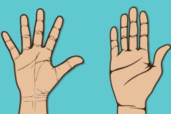 8 παράξενες αλήθειες που αποκαλύπτουν τα χέρια σας για την προσωπικότητά σας!