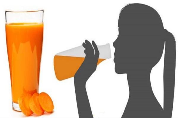 Αυτή η γυναίκα έπινε ένα ποτήρι χυμό καρότου κάθε μέρα - Το τι συνέβη στη συνέχεια θα σας σοκάρει!