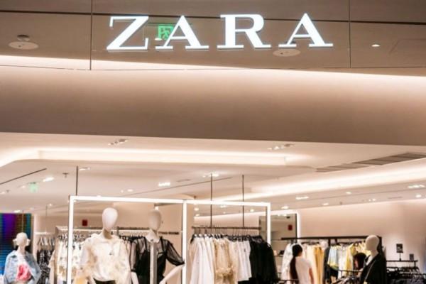 ZARA: Αγοράστε βελούδινο τοπ μόνο με 9,99€ από 29,95