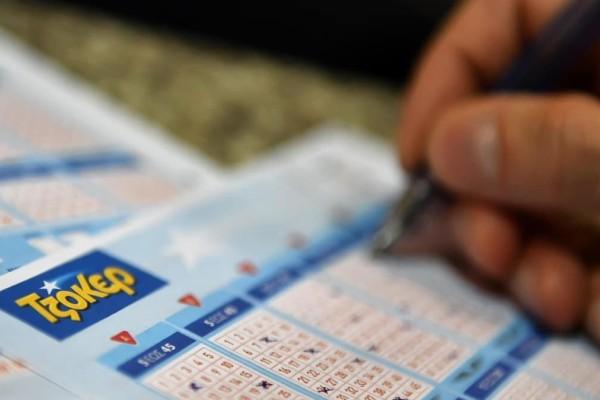 Κλήρωση Τζόκερ: Αυτοί είναι οι τυχεροί αριθμοί για τα 600.000 ευρώ