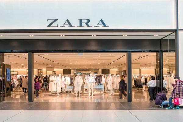 ZARA: Πανικός με αυτό το φόρεμα που κοστίζει κάτω από 30 ευρώ -
