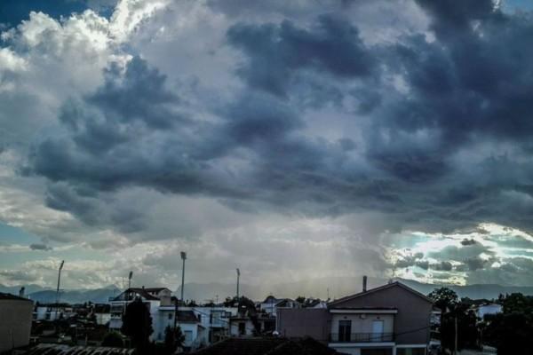 Καιρός σήμερα: Μεταβολή με βροχές - Τοπικές ομίχλες στα ηπειρωτικά