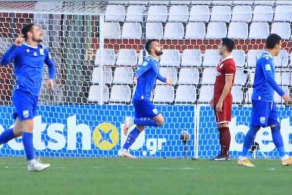 Super League: Τεράστιο «διπλό» της Λαμίας, ρίχνει στη Β' Εθνική την ΑΕΛ