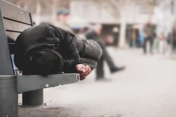 Πέθανε άστεγος από το κρύο στη Θεσσαλονίκη