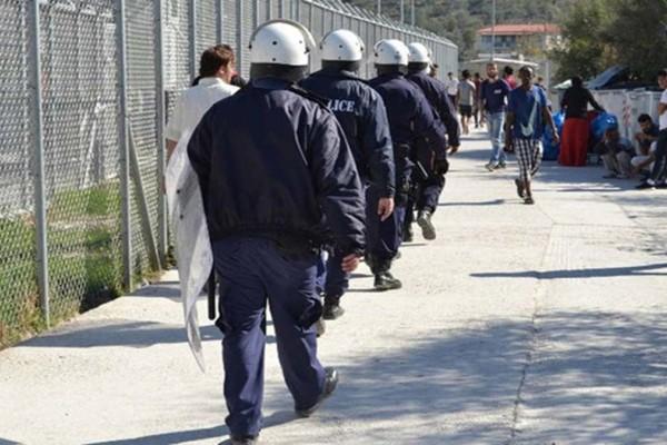 Σοβαρά επεισόδια με μετανάστες στην Εύβοια - Σε συλλήψεις προχώρησε η Αστυνομία