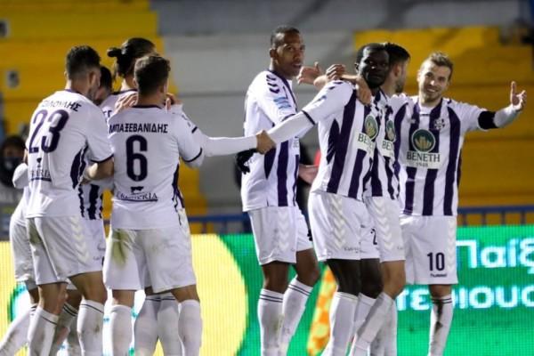 Super League: Ασταμάτητος ο Απόλλων Σμύρνης απέναντι στον Ατρόμητο