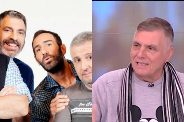 ΒΙΝΤΕΟ που σαρώνει με Γιώργο Τράγκα – «Άντε γαμ@@ μαλ@@» - Χαμός με Ράδιο Αρβύλα!