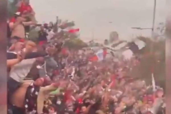 Οπαδοί της Κόλο Κόλο: «Κερδίζουν ή τους σκοτώνουμε»