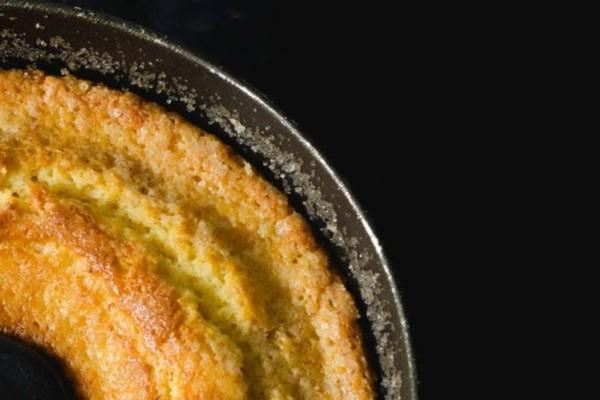 Το πιο υγιεινό κέικ με μέλι - Έτοιμο σε 20′