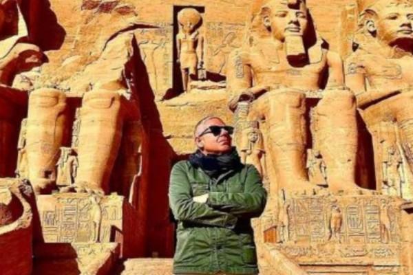 Οι Εικόνες με τον Τάσο Δούση στην Αίγυπτο - Μην χάσετε το δεύτερο μέρος!