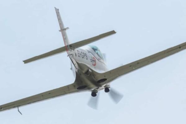 Βρέθηκαν τα συντρίμμια του μικρού αεροσκάφους που αγνοούνταν στα Ιωάννινα