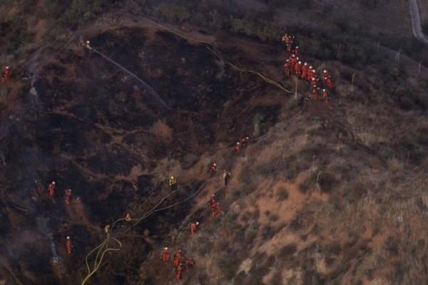 Συναγερμός στις ΗΠΑ: Μεγάλη έκρηξη σημειώθηκε σε γυρίσματα ταινίας στο Λος Άντζελες (video)