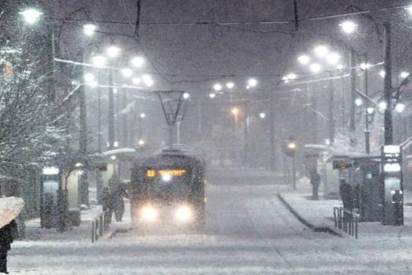 Έκτακτο δελτίο καιρού: Έρχονται πυκνά χιόνια στην Αττική!