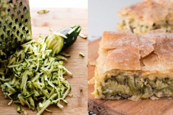 Εύκολη κολοκυθόπιτα: Νόστιμη και τραγανή πίτα με κολοκύθια