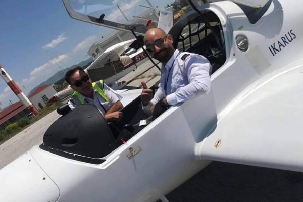 Θρίλερ με την εξαφάνιση του διθέσιου αεροσκάφους: Αυτός είναι ο πιλότος που αγνοείται