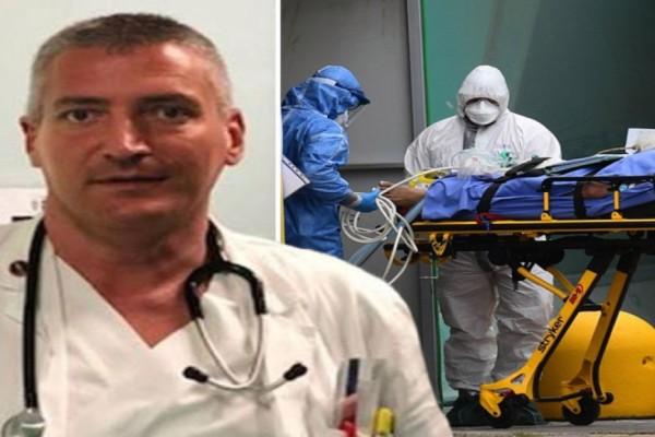 Φρίκη: 47χρονος γιατρός «εξόντωνε» ασθενείς με κορωνοϊό «για να ελευθερώσει κρεβάτια»