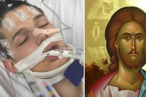 Πέθανε και τον επανέφερε στην ζωή ο Ιησούς! (video)
