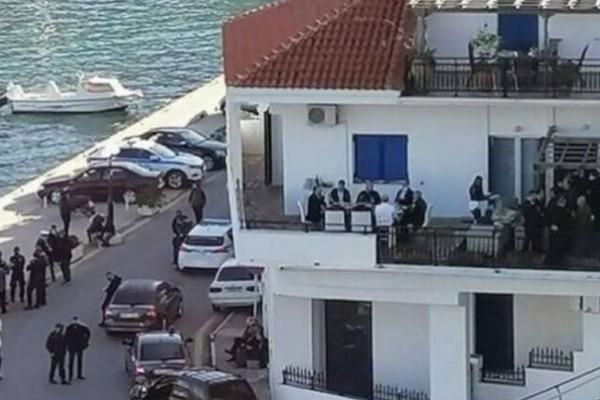 Απίστευτο: Τι συνέβη στο σπίτι που επισκέφτηκε ο Κυριάκος Μητσοτάκης στην Ικαρία, τρεις μέρες μετά!