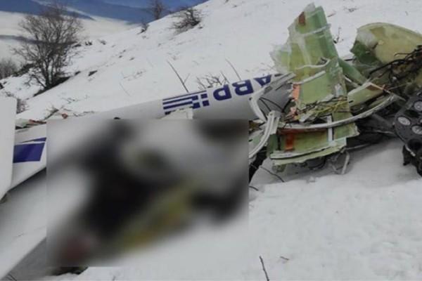 Ιωάννινα: Εντοπίστηκε η σορός του 32χρονου πιλότου (Video)