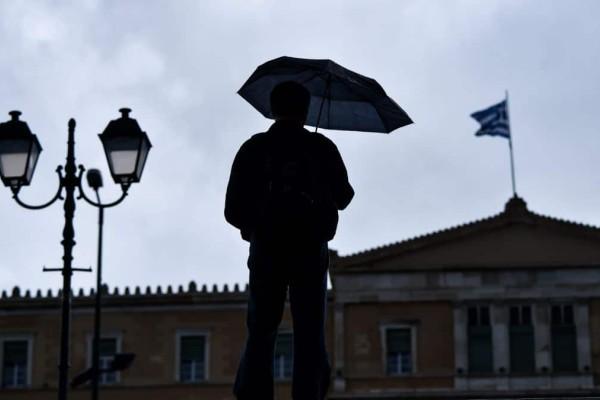 Καιρός σήμερα: Νεφώσεις με βροχές και καταιγίδες
