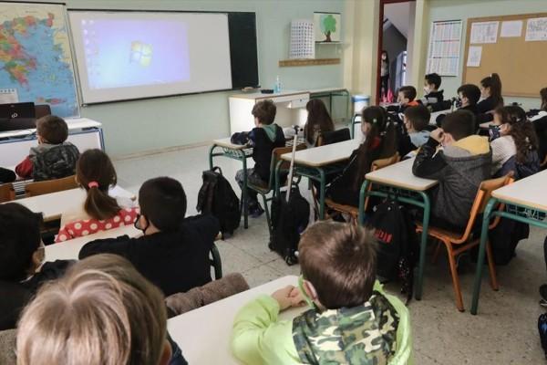 Συναγερμός στη Σπάρτη: Πλήθος κρουσμάτων κορωνοϊού σε Δημοτικό σχολείο