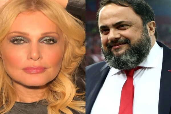 Στιχουργός ο Βαγγέλης Μαρινάκης! Έγραψε τους στίχους στο νέο τραγούδι της Νατάσας Θεοδωρίδου (Video)