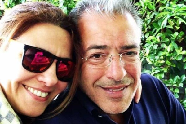 Τρισευτυχισμένοι Φαίη Μαυραγάνη και Νίκος Μάνεσης - «Έσκασαν» τα ευχάριστα