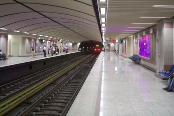 Μετρό: Νωρίτερα έκλεισε ο σταθμός