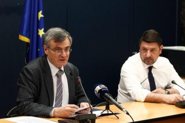 Αναθεωρεί ο Χαρδαλιάς: Έρχονται νέα, σκληρότερα μέτρα λόγω ακραίου συνωστισμού