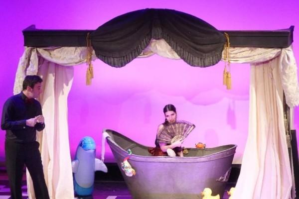 «Όλα είναι όπερα!»: Ένα μαγικό ταξίδι για παιδιά μέσω διαδικτύου