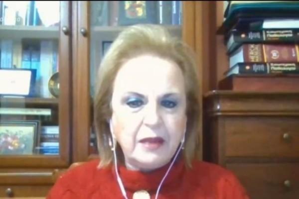 «Εφαρμόστε τα μέτρα γιατί...» - Δραματική έκκληση από τη Ματίνα Παγώνη
