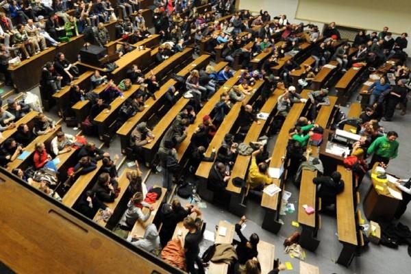 Απόφαση - φωτιά για τα πανεπιστήμια