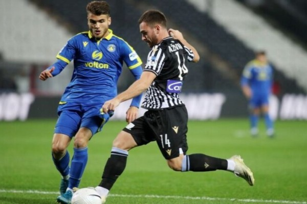 Super League: Προσγείωσε τον ΠΑΟΚ ο Αστέρας Τρίπολης