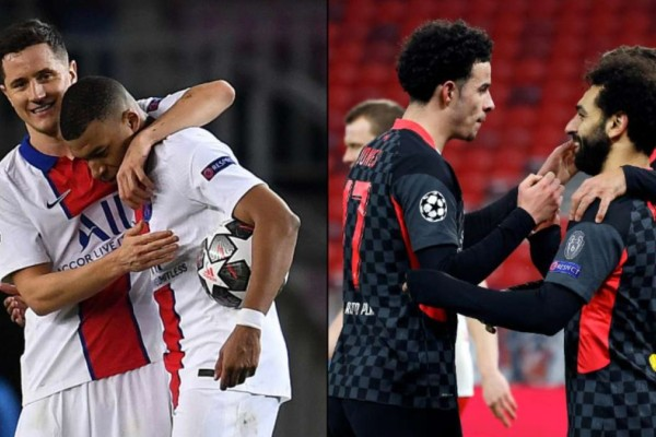 Champions League: Περίπατος για την Παρί στην Βαρκελώνη - Αγκαλιά με την πρόκριση και η Λίβερπουλ