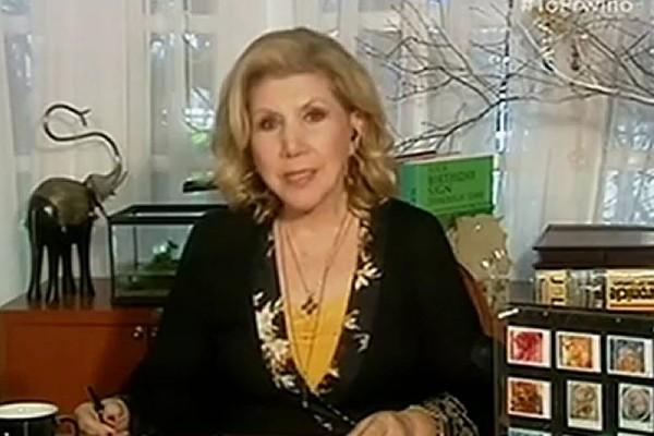 «Σεισμός» με τη Λίτσα Πατέρα: Η προφητεία της για τις καταγγελίες των ηθοποιών!