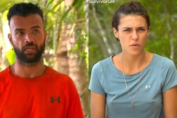 Survivor 4: «Κατέρρευσαν» Κάτια και Περικλής - Ο ΣΚΑΪ τους ανακοίνωσε τα δυσάρεστα