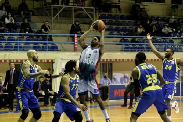 Basket League: Ανατροπή και διπλό για το Περιστέρι