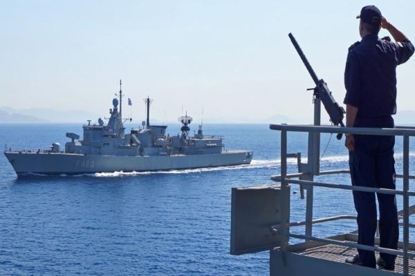 Παναγιωτόπουλος: Τρία πλοία του πολεμικού ναυτικού λαμβάνουν τα ονόματα των ηρώων των Ιμίων