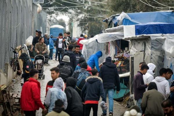Κορωνοϊός: Σε σκληρή καραντίνα τέθηκε η δομή προσφύγων στο Κουτσόχερο